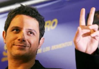 El Grammy  para Alejandro Sanz