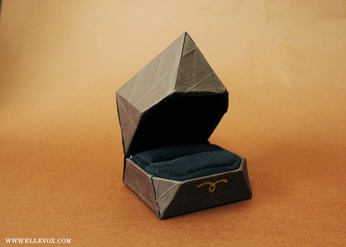 ring box for elite