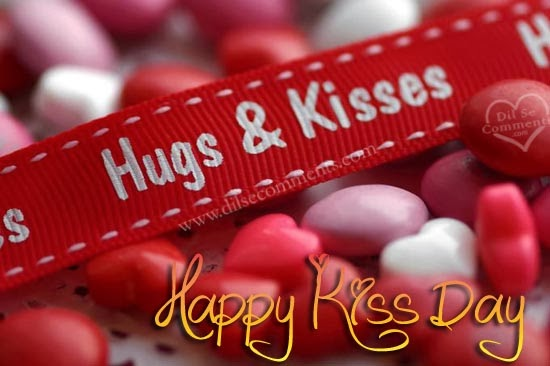 happy kiss day 2014 greetings