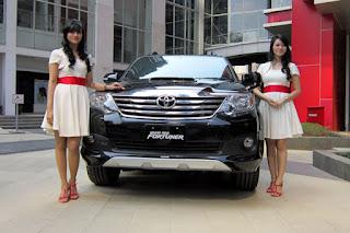 Toyota Fortuner VNT 2012