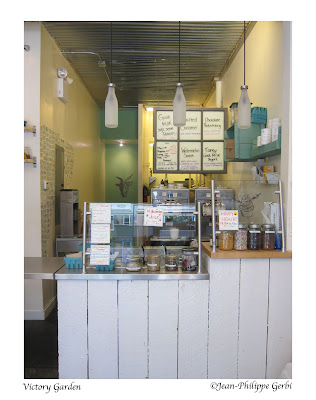 Image of Victory Garden ice cream in West Village NYC, New York