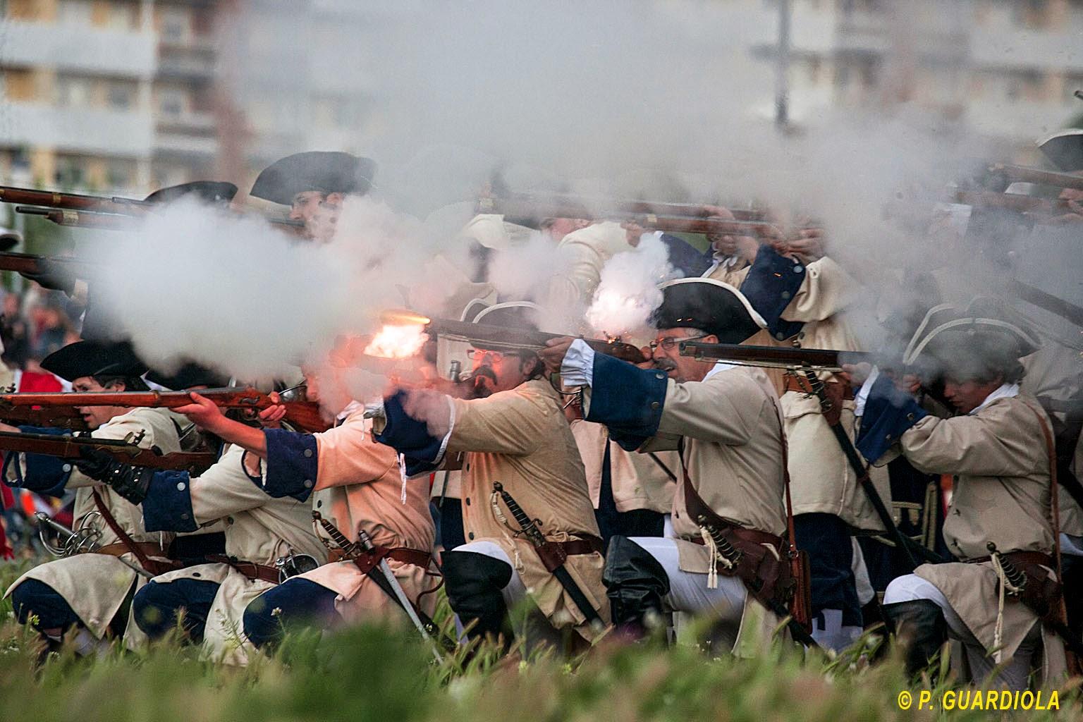 Batalla de Almansa (recreación (2007)