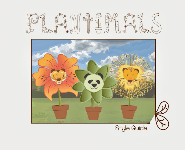 Plantimals Eileen Gano Licensing Cover