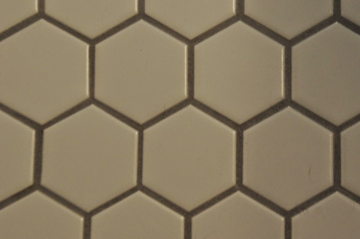 Tile Tiles From Home Depot With A Graphite Gray Grout