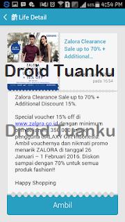 Cara Mendapat Hadiah di Samsung Gift Indonesia