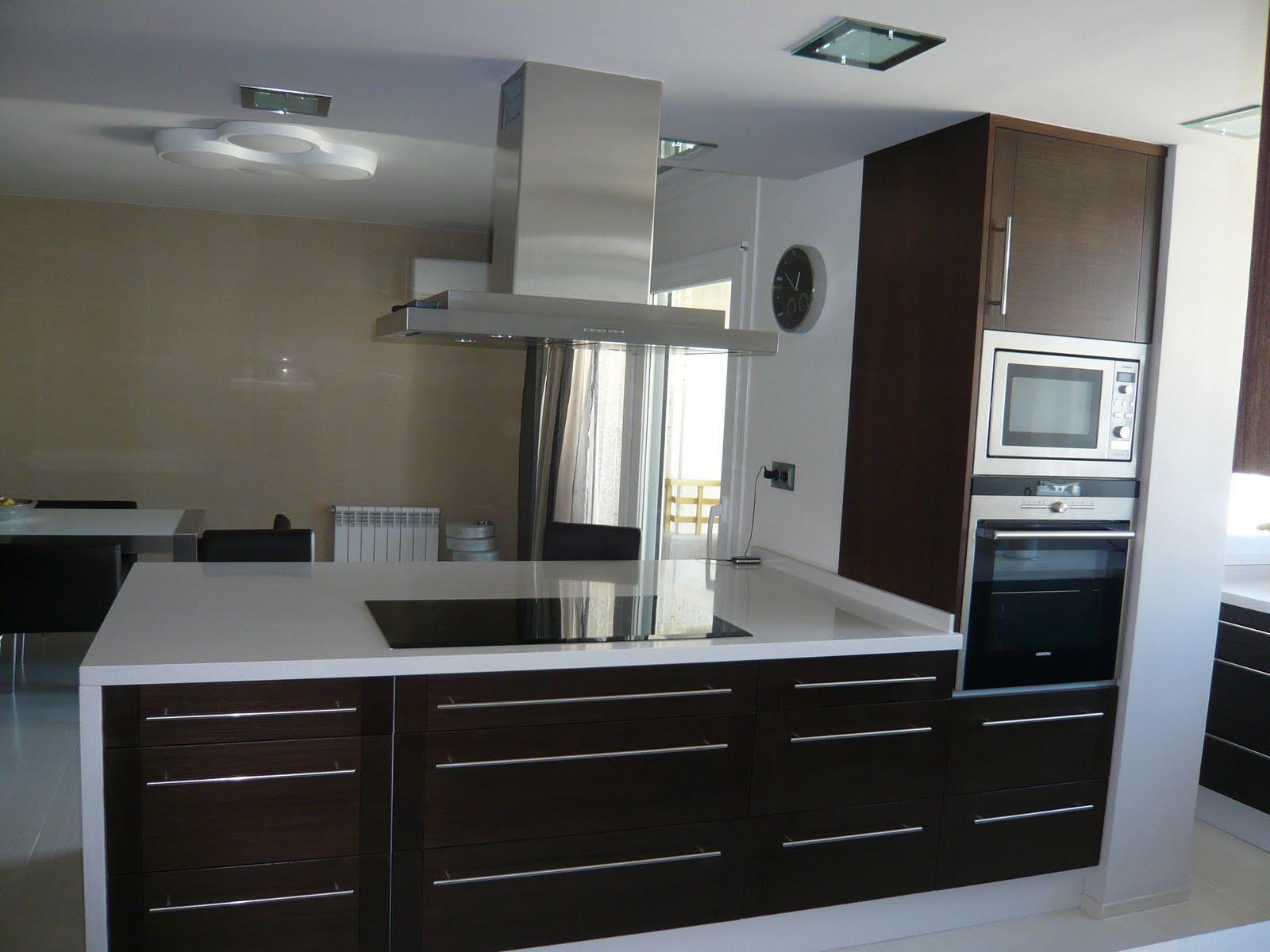 Amobla tu cocina muebles de cocina - Modelos de puertas de cocina ...