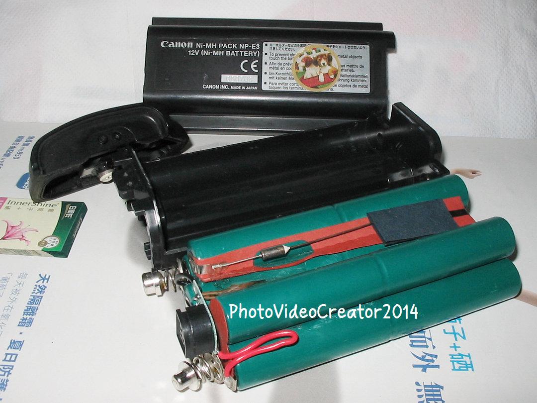 NP-E3 10顆 3號鎳錳電池 串聯