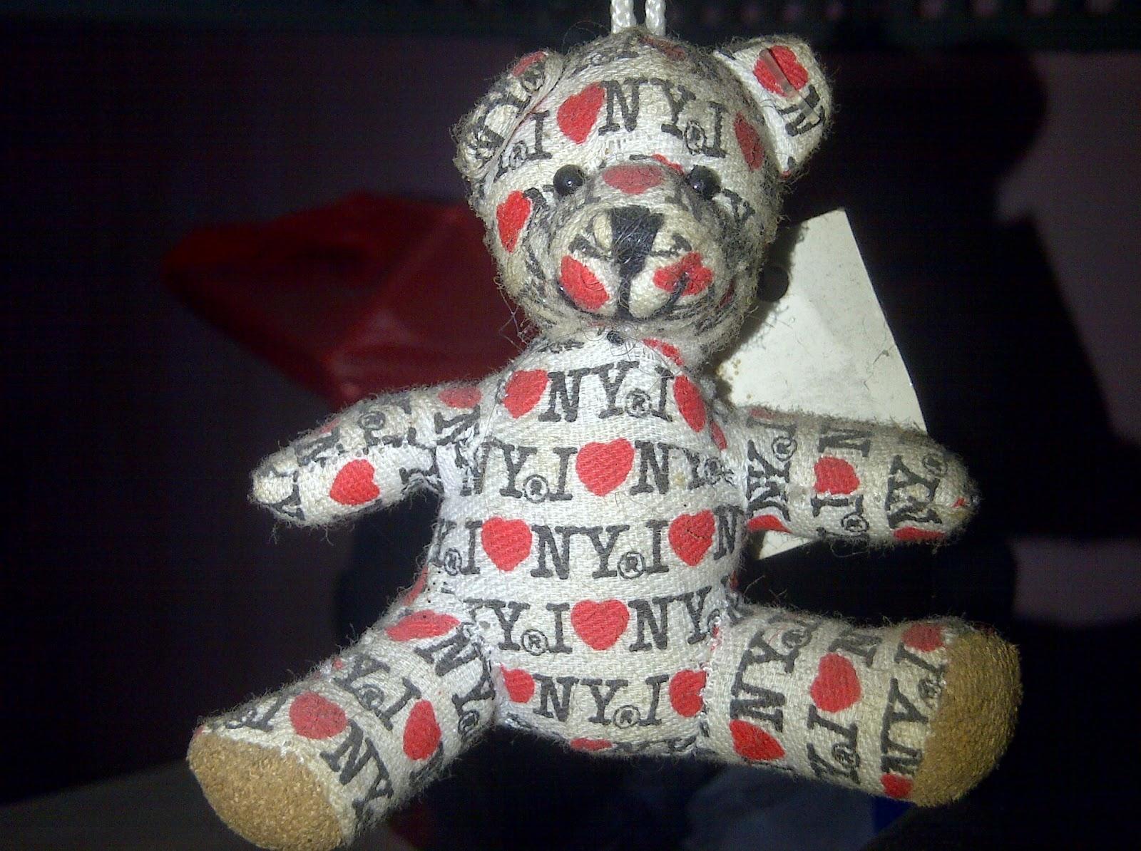 sejarah teddy bear