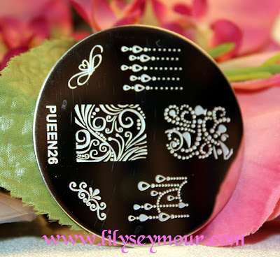 Nail Stamping Plates for Nail Design Art