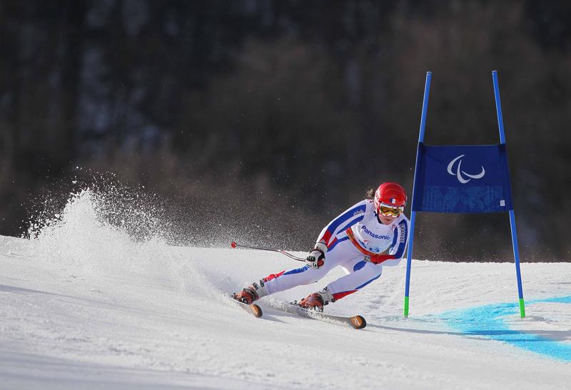 ski+paralympique