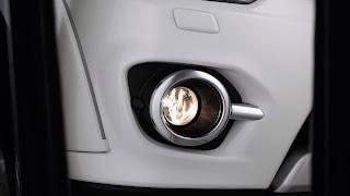 New Foglamp Pajero sport 2013