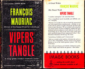 vipers tangle The masterpiece of one of the twentieth century's greatest catholic writers, vipers' tangle tells the story of monsieur louis, an embittered aging lawyer who has spread his misery to his entire estranged family.