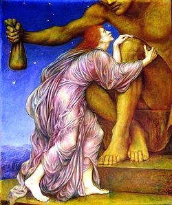 What band name EPMD means - The_worship_of_Mammon - Evelyn de Morgan