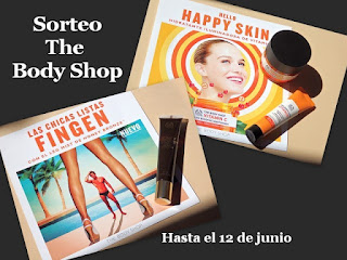 Sorteo The Body Shop en Miss Potingues