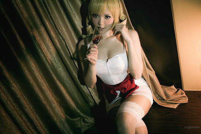 Catherine Cosplay by Ying Tze