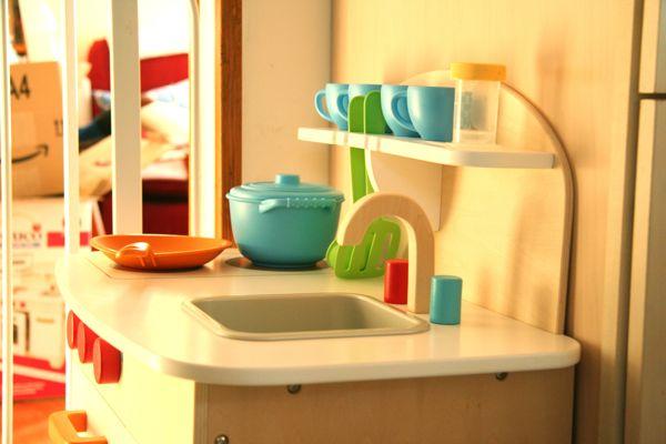 funky delightful new kitchen