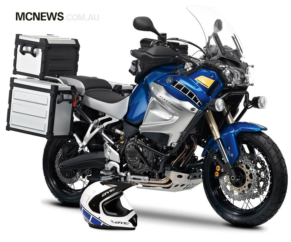 Adventure Motorcycles Takeyoshi Images