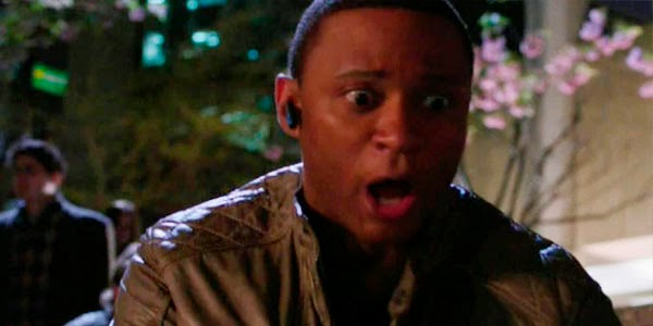 John Diggle en Arrow 3x23