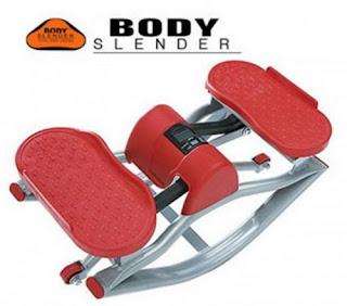 Jual body slender