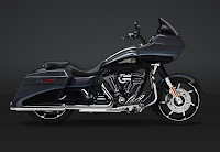 Harley-Davidson CVO Road Glide Custom 110th Anniversary Edition (2013) Side