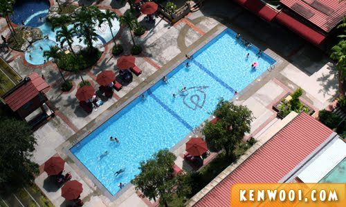 awana genting swimming pool