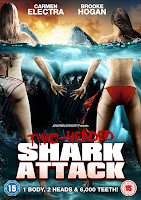 Download 2 Headed Shark Attack (2012) DVDRip 350MB Ganool