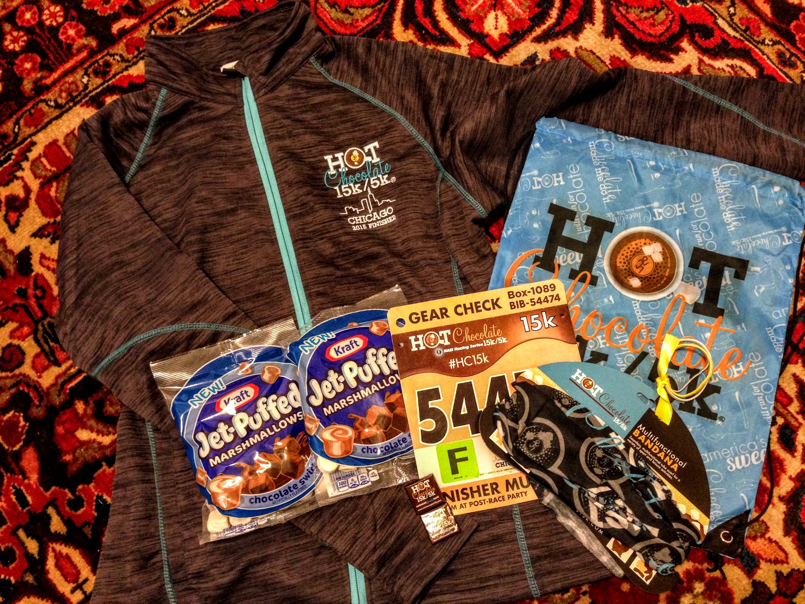 Gone bananas for running: Race Recap: 2015 Hot Chocolate 15k