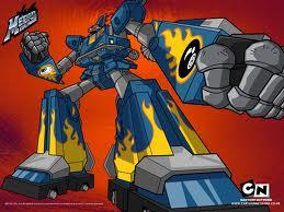 Megas Xlr Çizgi Filmi Cartoon Network Oyunu Oyna