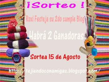 ROXY ESTA DE CUMPLE