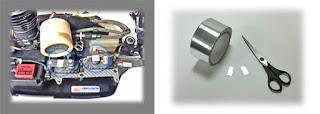 Comment fixer les vis de palonnier servo moteur ?
