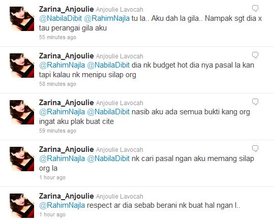 Aliff Aziz Mengaku bercinta dengan Anne Ngasri, Zarina Anjoulie ...