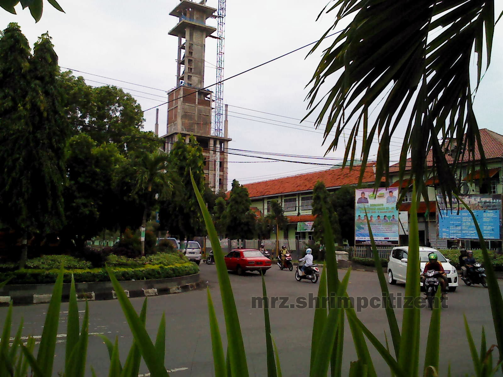 Pembangunan Menara Masjid Agung Sumber, Kab. Cirebon 4