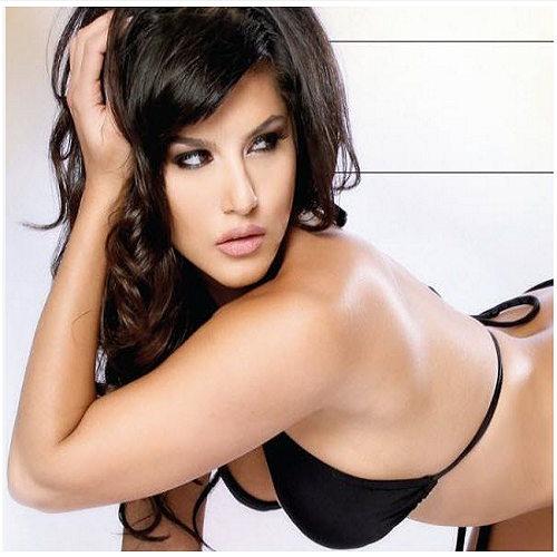 Sunny leone Hot Photo In Bikini,""