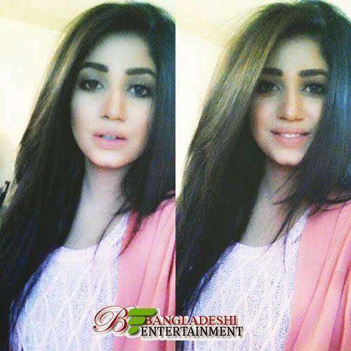 Model Shahtaj Monira Hashem