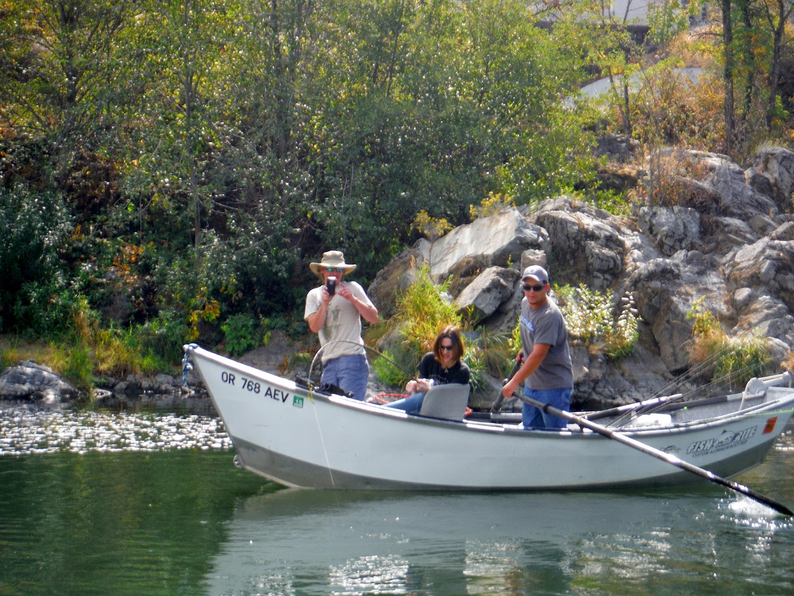 Fishing on the rogue river salmon and steelhead guide for Kings river fishing