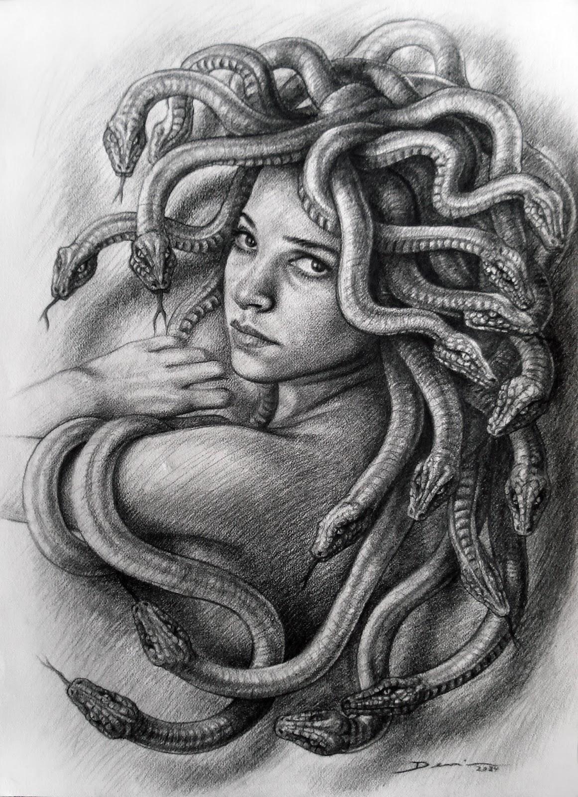retrato-de-medusa