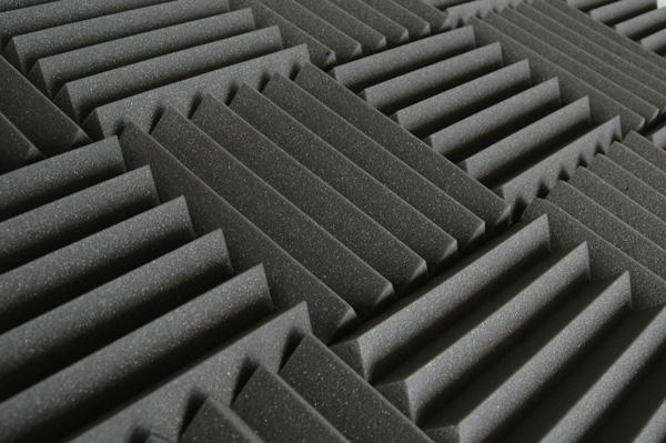 Acoustic foam wedge foam pyramid foam manufacturer for Soundproof foam