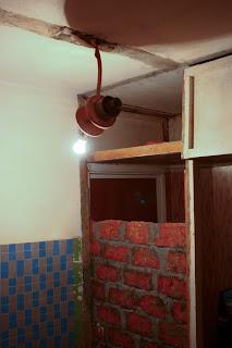 демонтаж стенки антресоли