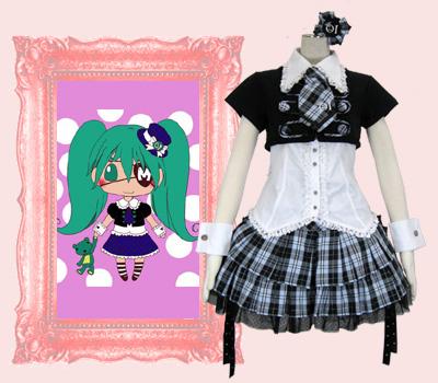 looks kawai,roupas otakus,roupas animes,cosplays