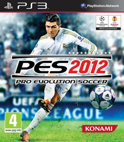 Christiano Ronaldo Pes 2012 06
