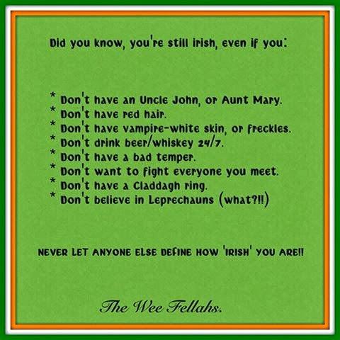 How irish are you