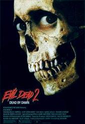 US poster for Evil Dead 2