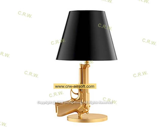 Ameba airsoft l mparas for Replicas de lamparas