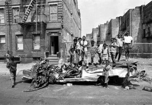 South Bronx 1971