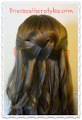 Recent Favorite Hairstyle Tutorial - The Woven Knot -