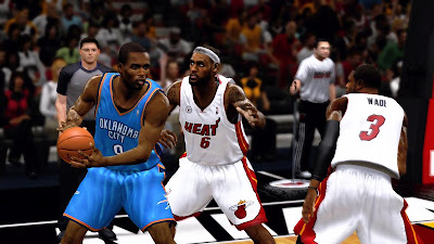 NBA 2K13 ENB Mod + FXAA Graphics Enhancer