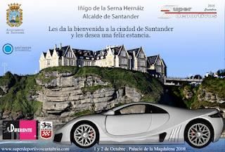Super deportivos en Cantabria