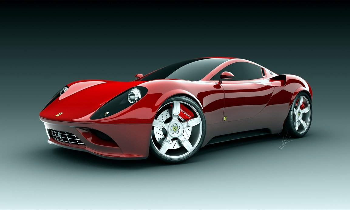 Superb Concept Cars Part 2. Ferrari Concept Cars Ferraris Invitation Only Supercar  Oct 27 2014 Cnnmoney. Ferrari Concept Cars Images Upload By Dsngsfm And ... Good Looking