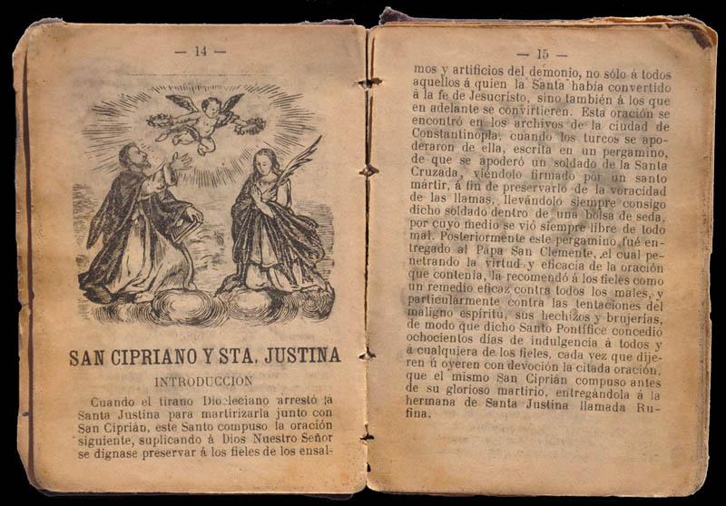 Los brujos y brujas del arag n demonio el conjuro de a o for Conjuros de salomon