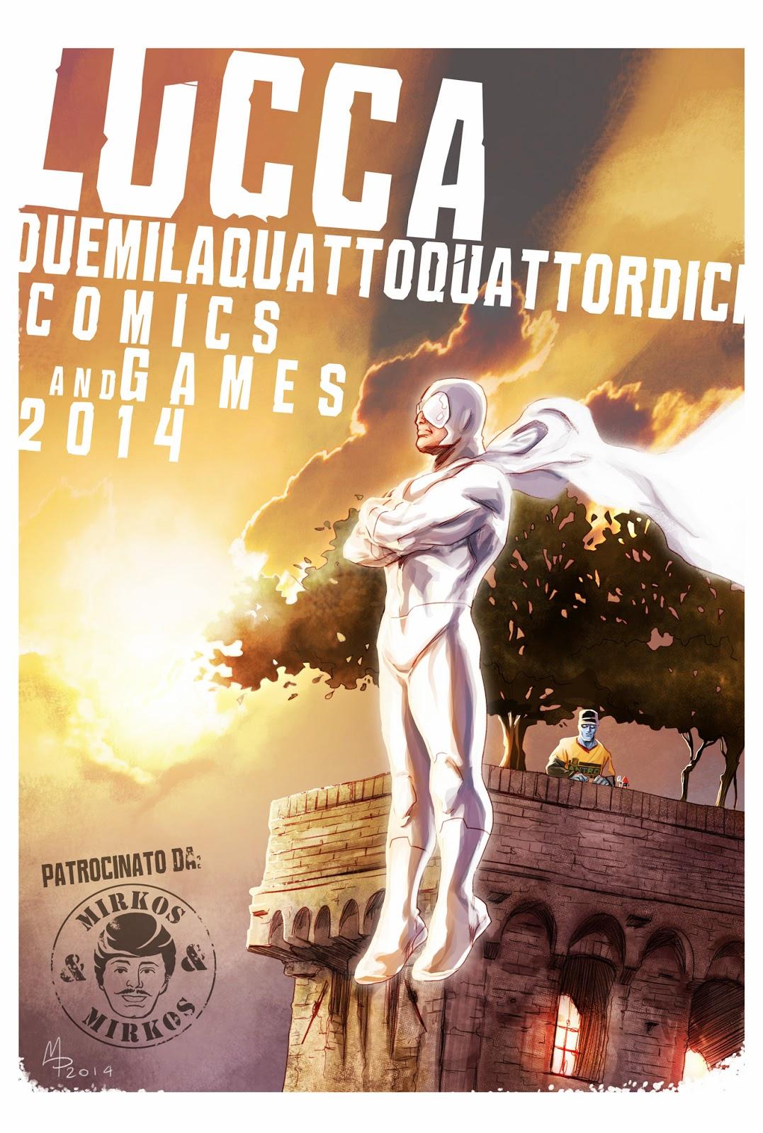 Lucca Comics & Games 2014: il piano di battaglia